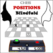 Chess Blindfold Positions icon