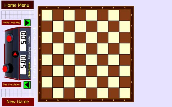 Chess Blindfold Positions screenshot 1