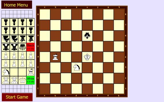 Chess Blindfold Positions screenshot 3