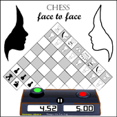ikon Chess Face to Face
