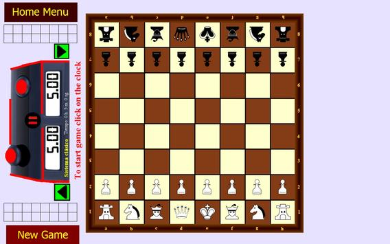 Chess Face to Face screenshot 1