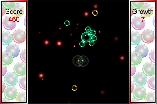 The Ever-Growing Bubble apk screenshot