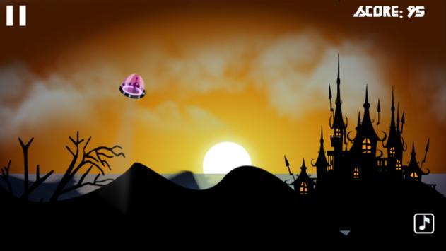 Flappy Alien screenshot 1