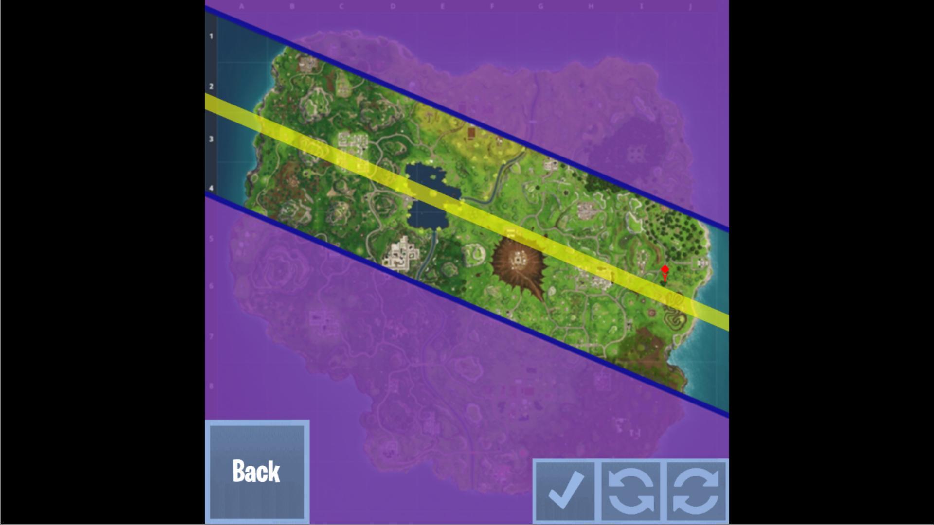 Fortnite landing randomizer season 8