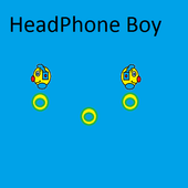HeadPhone Boy Platform icon