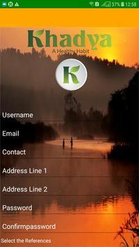 Khadya screenshot 2