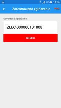 Zgłoszenie serwisowe HAKO POLSKA screenshot 6