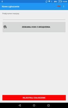 Zgłoszenie serwisowe HAKO POLSKA screenshot 8