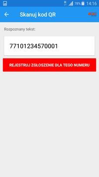 Zgłoszenie serwisowe HAKO POLSKA screenshot 3