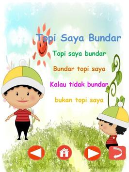 Lagu Anak Indonesia apk screenshot