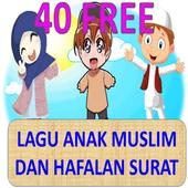 Lagu Anak Muslim Terpopuler dan Hafalan Juz Amma icon