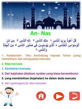 Lagu Anak Muslim Terpopuler dan Hafalan Juz Amma apk screenshot