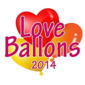 Love Ballons icon