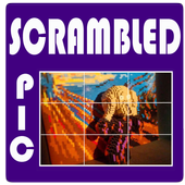 Scrambled Pic icon