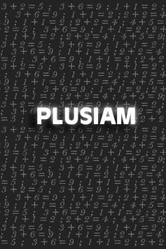 Plusiam poster