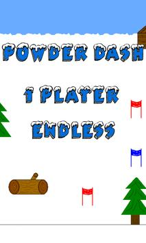 Powder Dash poster