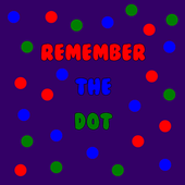 Remember the Dot icon