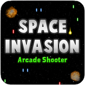 Space Invasion: Arcade Shooter icon