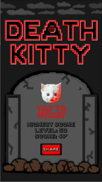 Death Kitty poster