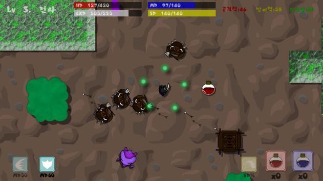 Topdown Warrior screenshot 4