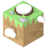 Level Up Button 4 World-XP icon