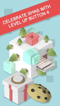 Level Up Button 4 World-XP poster