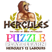 HERCULES-LION OF NEMEA /puzzle icon