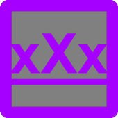 xXx icon