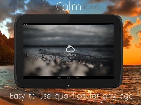 Calm 平静 هدوء спокойствие शांत screenshot 4
