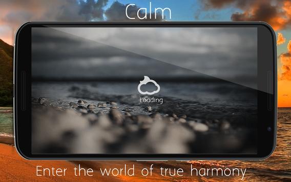 Calm 平静 هدوء спокойствие शांत screenshot 1