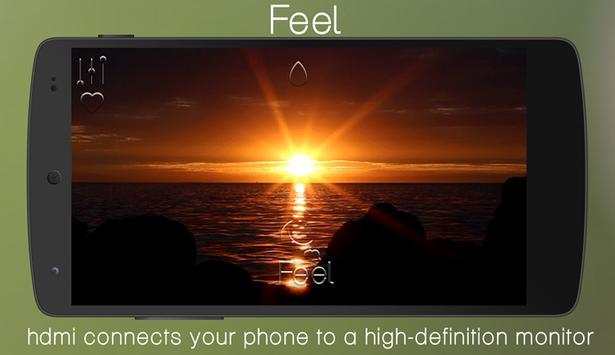 Feel - Into Waves apk screenshot