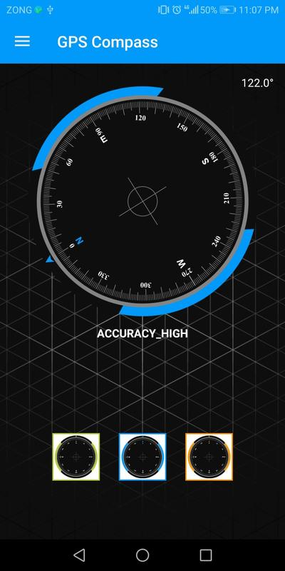 compass sensor for android digital compass gps 360 for android apk download. Black Bedroom Furniture Sets. Home Design Ideas