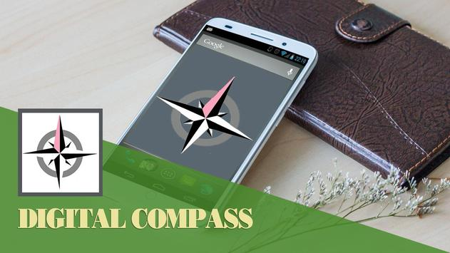 Compass For Android poster