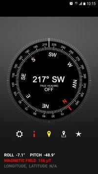 My compass screenshot 1
