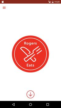 Rogers Eats poster