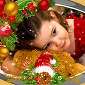 Christmas Photo Collage icon