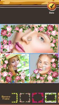 Flower Photo Collage Editor screenshot 12