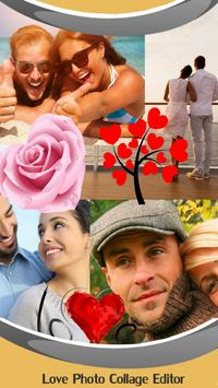 Love Photo Collage Editor poster
