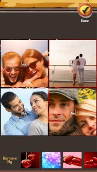 Love Photo Collage Editor apk screenshot