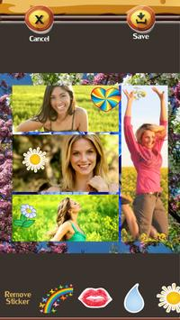 Spring Photo Collage apk screenshot