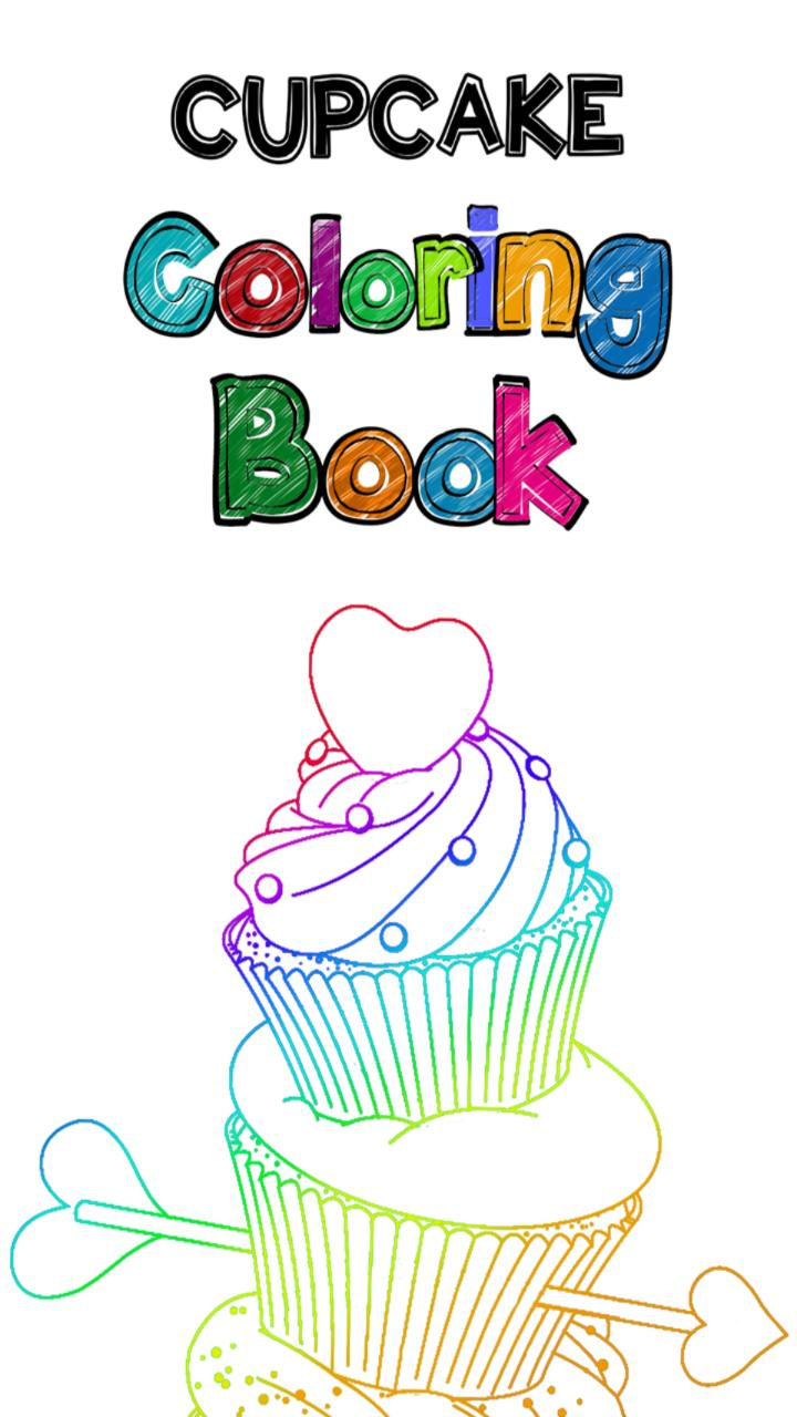 Cupcake Buku Mewarnai For Android APK Download