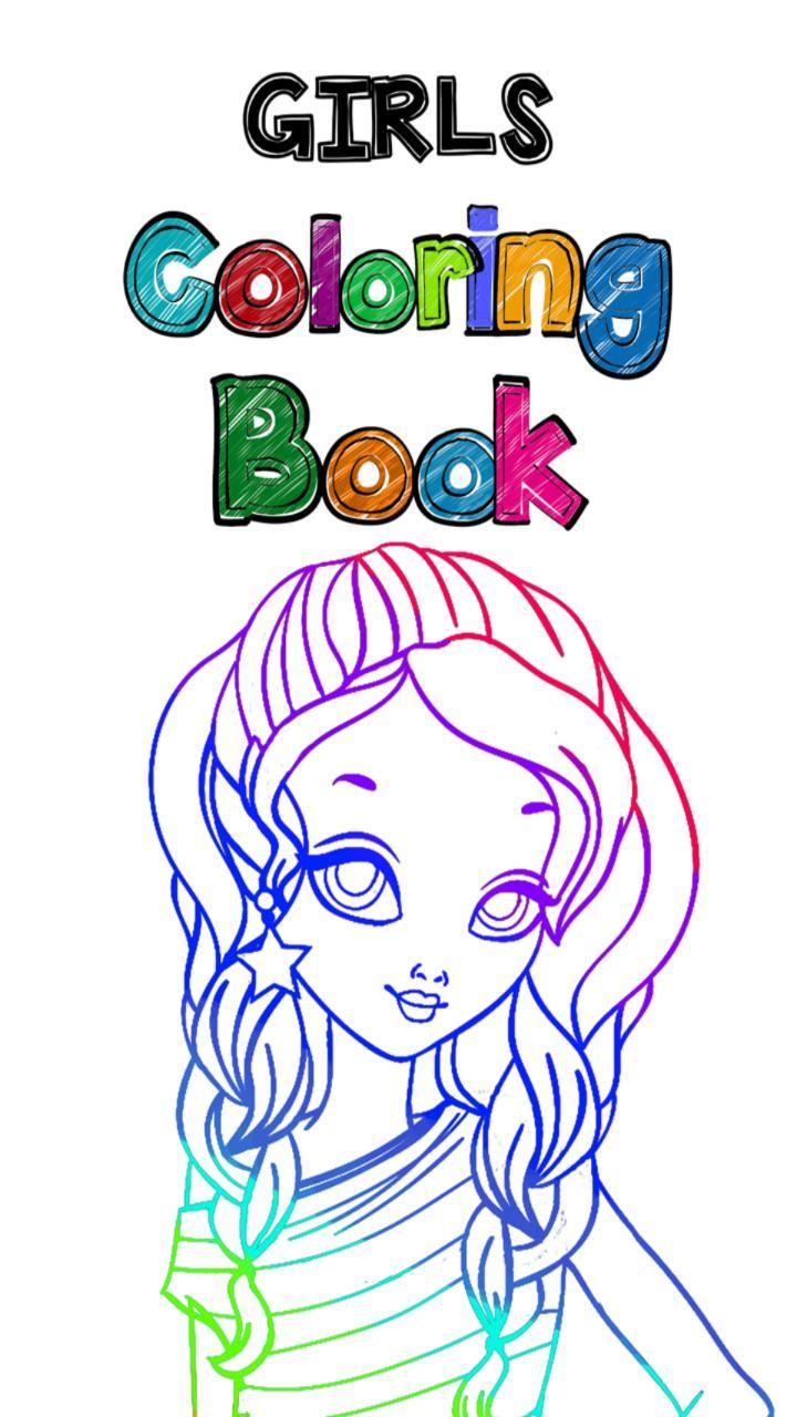 Gadis Mewarnai Buku For Android APK Download