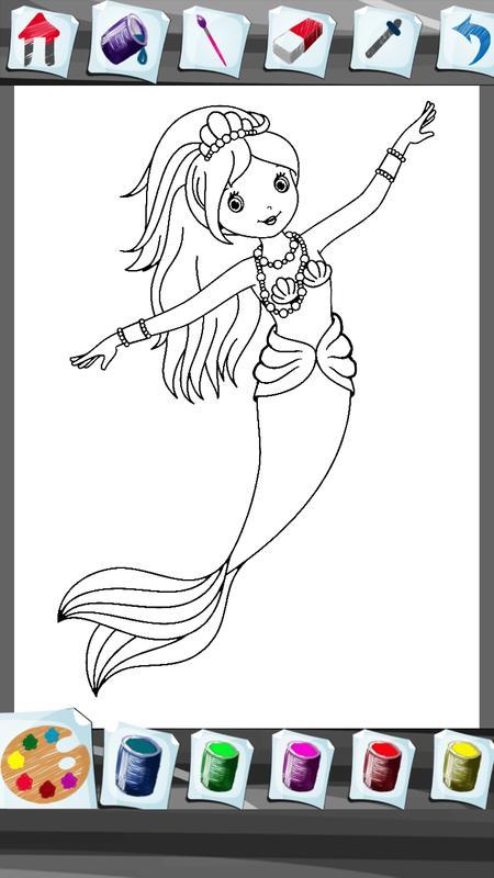 Imagenes De Barbie Sirena Para Pintar Archivos On Dibujo