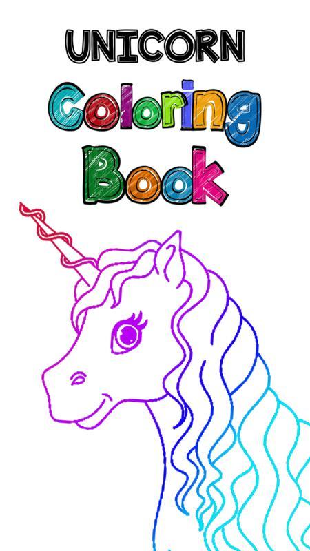 Buku Mewarnai Unicorn For Android Apk Download