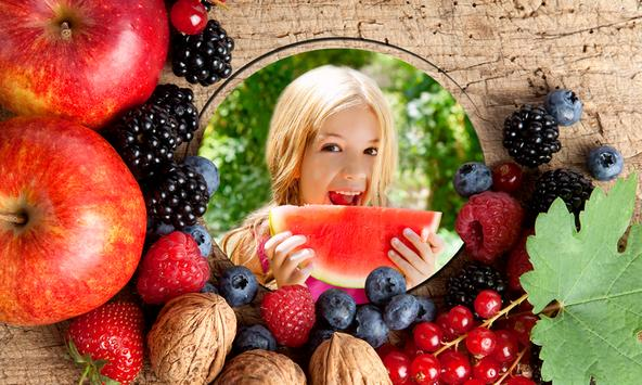 Fruit Photo Frames apk screenshot
