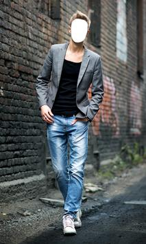 Men Fashion Photo Montage apk screenshot