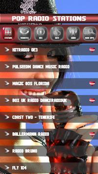 Pop Radio Stations screenshot 1