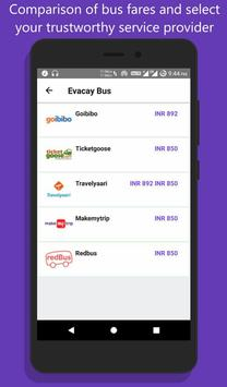 CompareBus - Price Comparison & Bus Ticket Booking apk screenshot