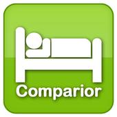 Comparior Compare Hotel prices icon