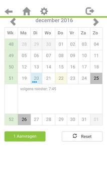 Vrijedagen Verlofregistratie screenshot 5